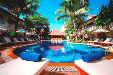 普吉岛度假村,普吉岛住宿-卡伦海滩瑞享度假村及水疗
