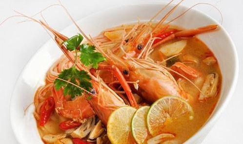 去泰国旅游必吃美食是什么