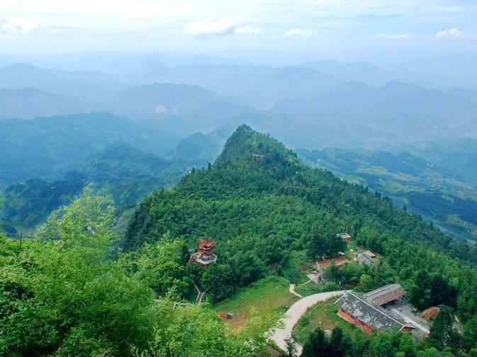 丹山風景區-瀘州市景點大全-hopetrip旅游網