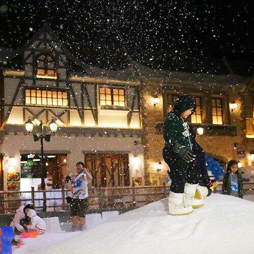 曼谷Gateway Snow Town又一個玩雪的好去處